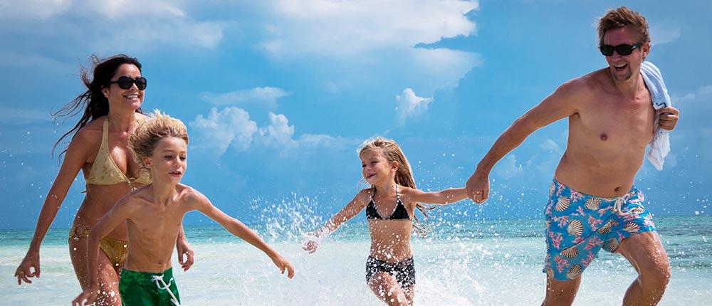 Wakatobi Dive Resort family