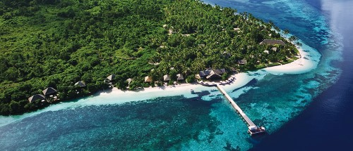 Wakatobi Dive Resort view