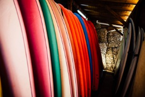 Foz do Lizandro Surfboards