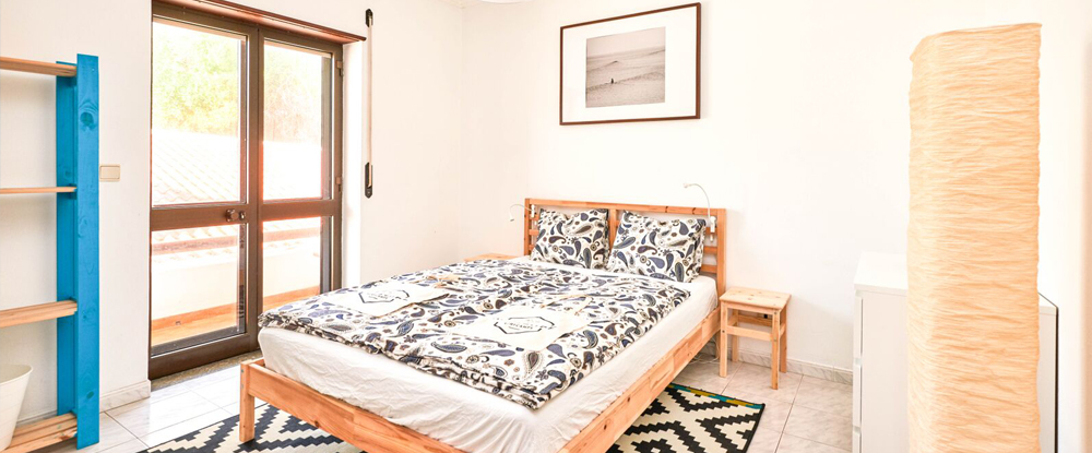 Double Apartment - Foz do Lizandro Surf Camp