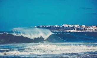 Foz do Lizandro wave