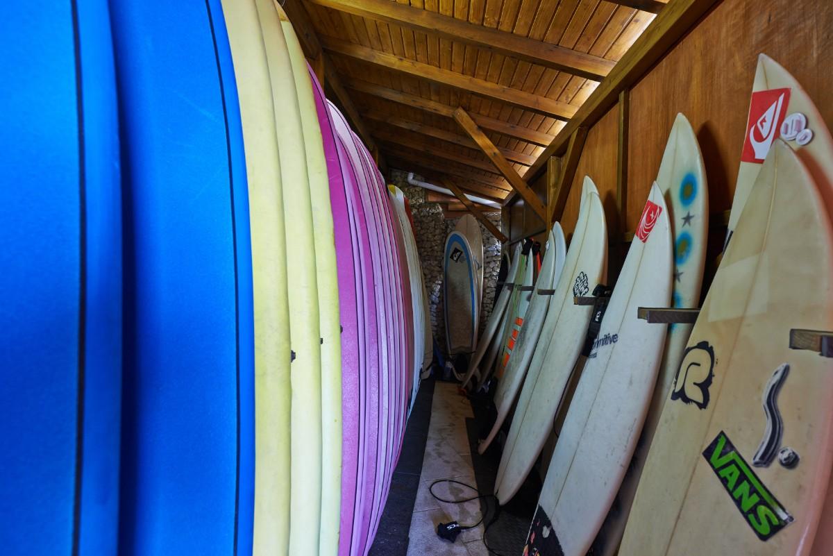 Foz do Lizandro Surfboards