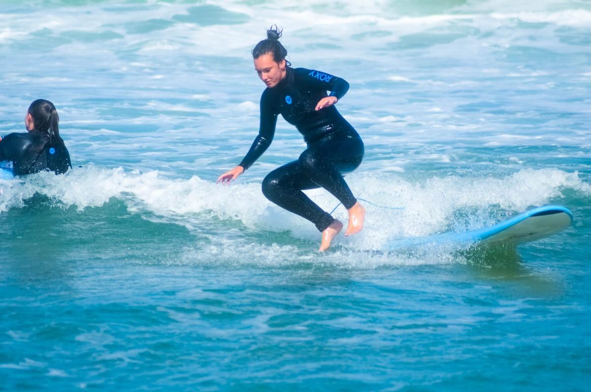 Foz do Lizandro Surf Lesson