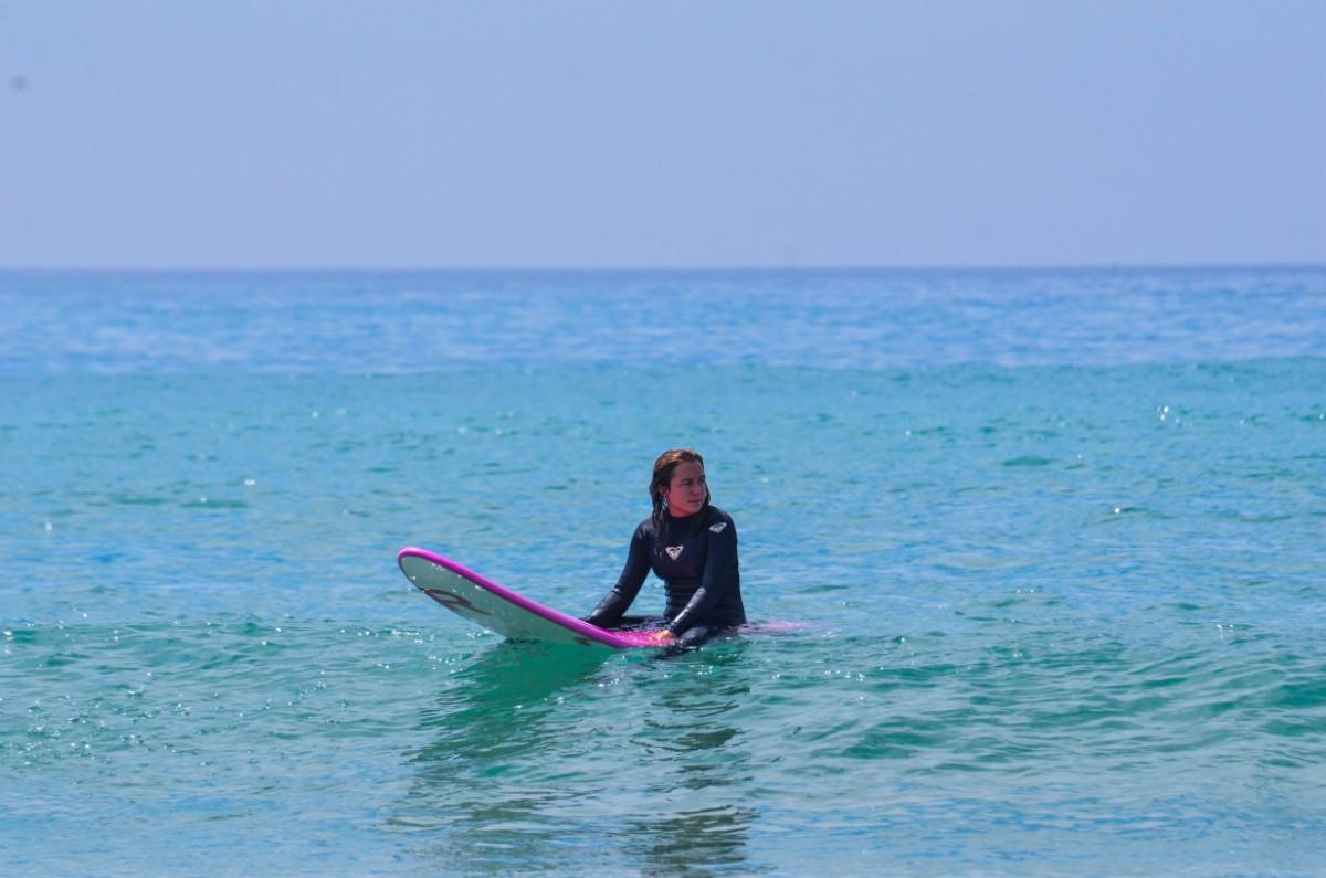 Foz do Lizando Surf Beach