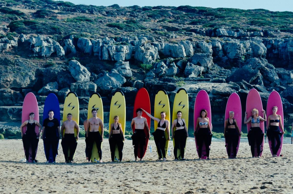 Surfcamp Portugal