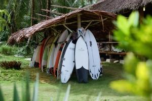 Mentawai Surf Resort Surfboards