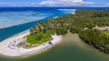 Beautiful Mentawai Island