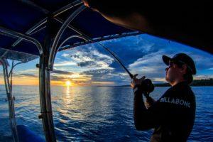 Fishing in Mentawai