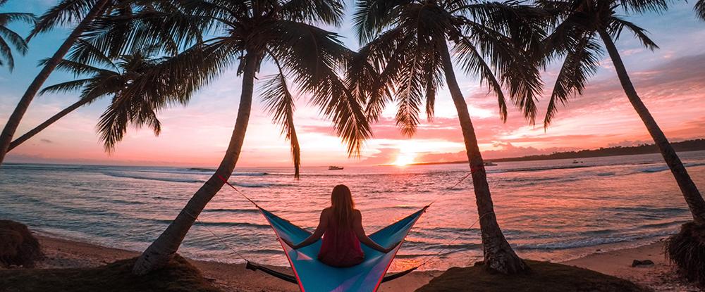 Mentawai Surf Resort Hammocks