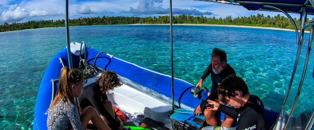 Mentawai Resort Snorkeling