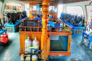 Scuba Dive at Maldives