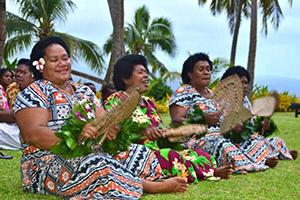 Cultural experience in Fiji