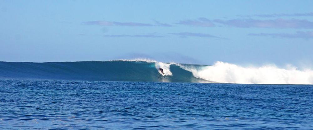 Surf Maqai Fiji Islands