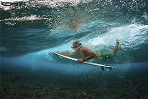 Underwater Surf Maqai