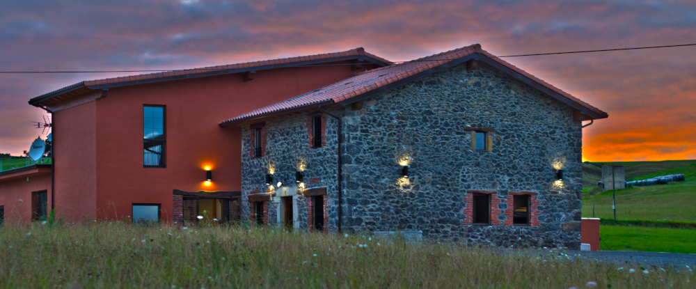Cantabria Exclusive High Quality Teens Surf Camp Facade