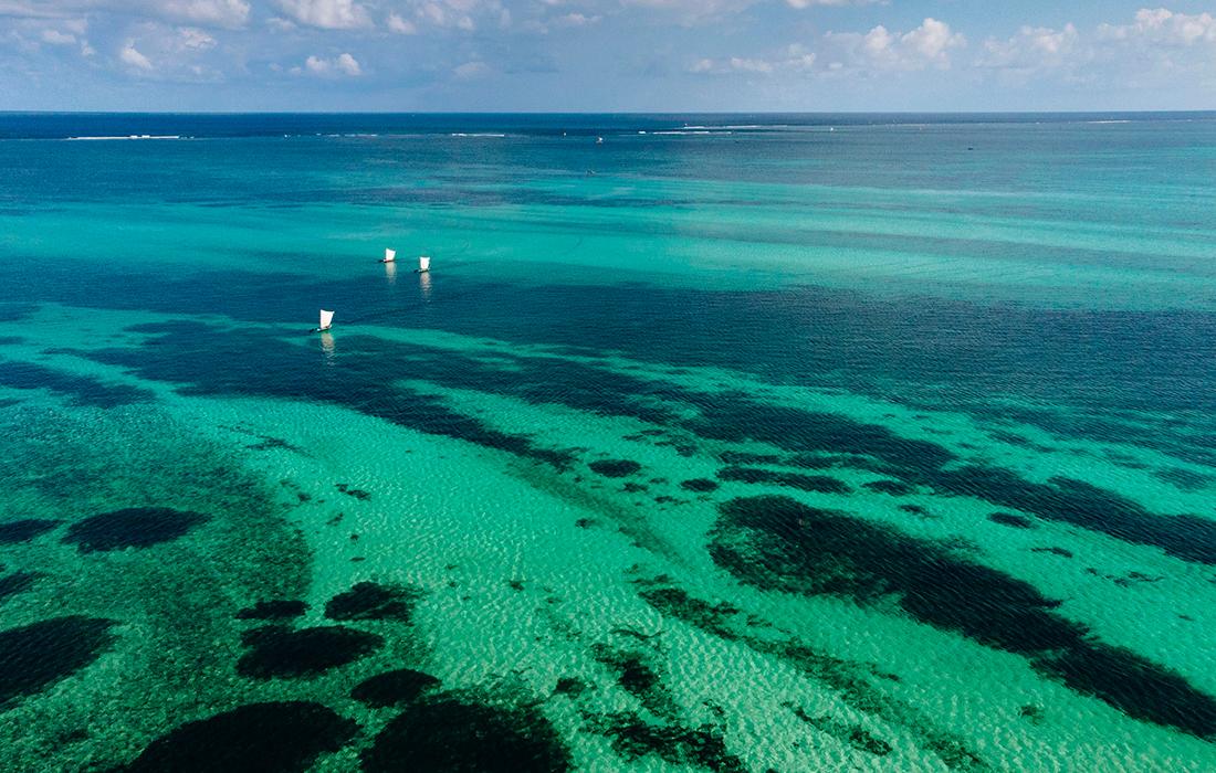 Madagascar ocean view