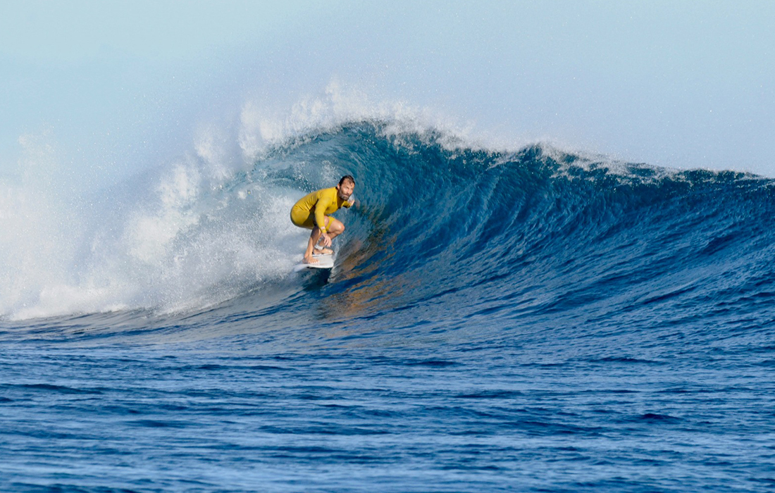 Surf coaching trip in Madagascar