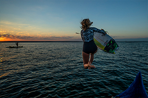 Surf trip in the Maldives