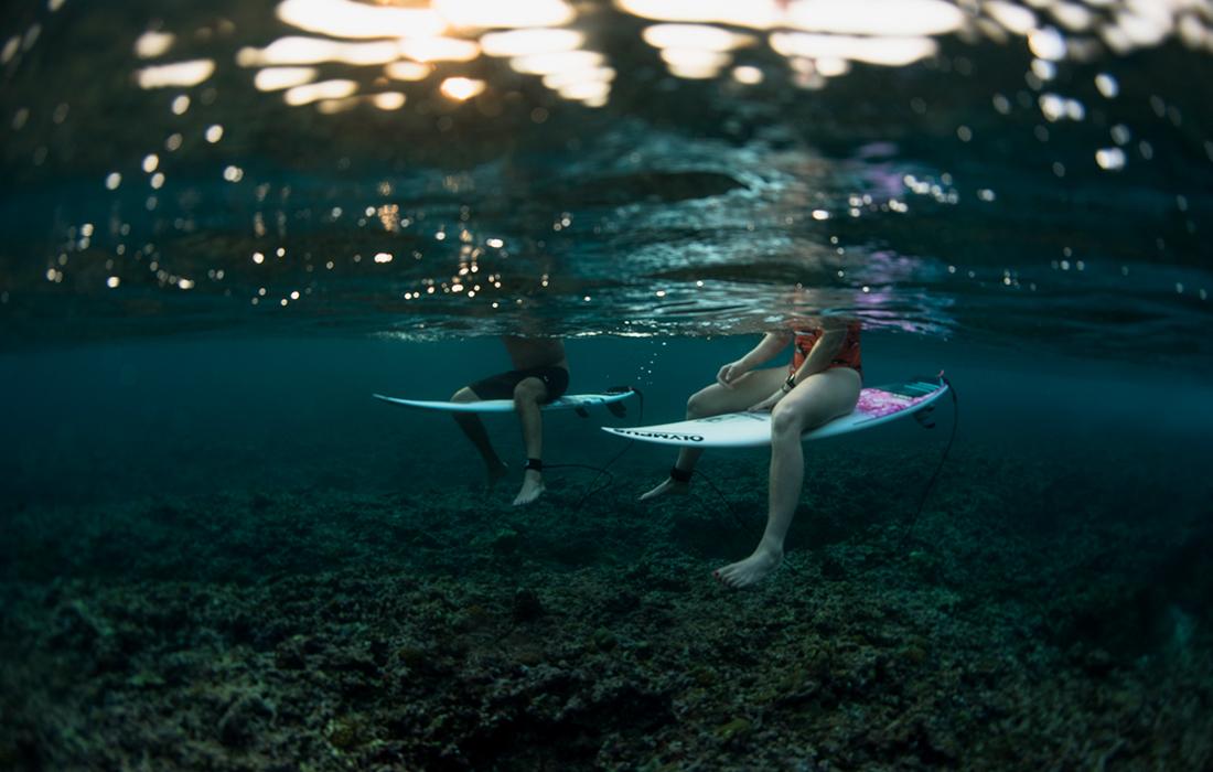 Surf coaching trips