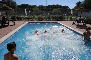 Swimming pool Surf School Teens Camp Lisbon