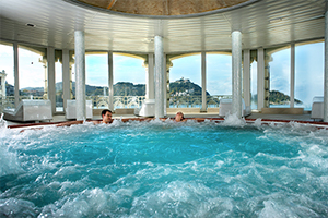 Spa hotel Biarritz