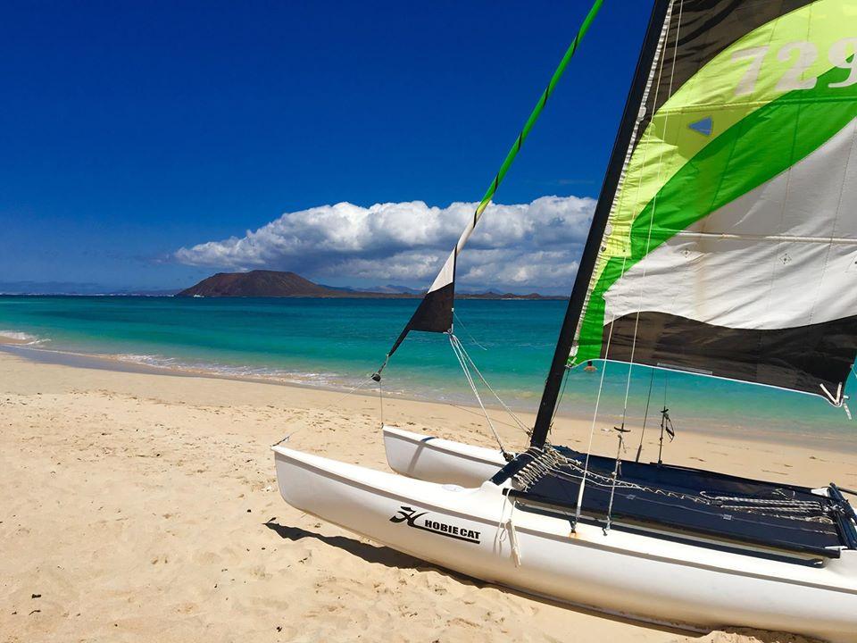 Fuerteventura Watersports Sailing