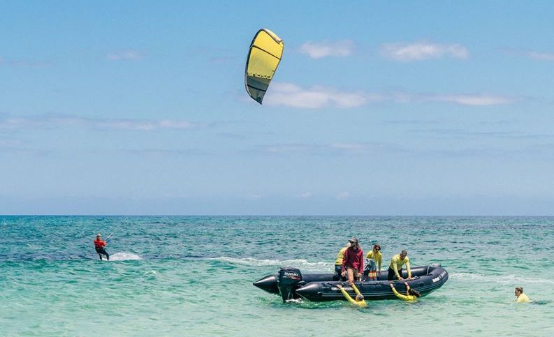 Fuerteventura Watersports Kitesurfing