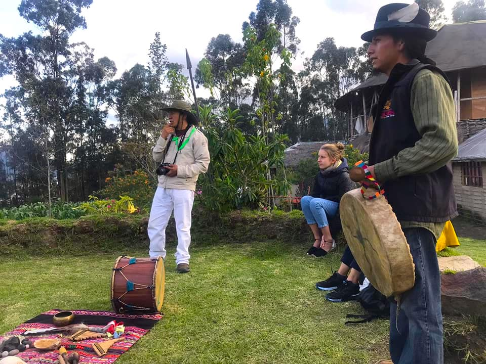Ecuador Teen Leadership Camp