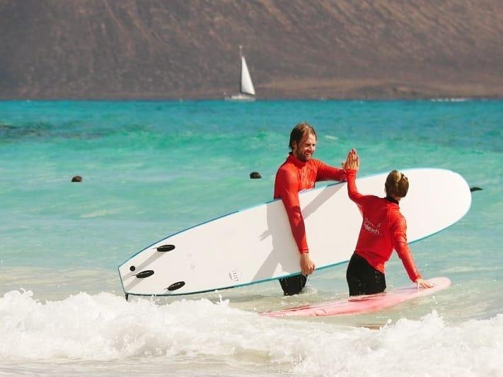 Fuerteventura Watersports Surfing
