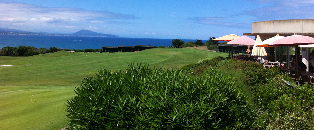 Golf holidays France