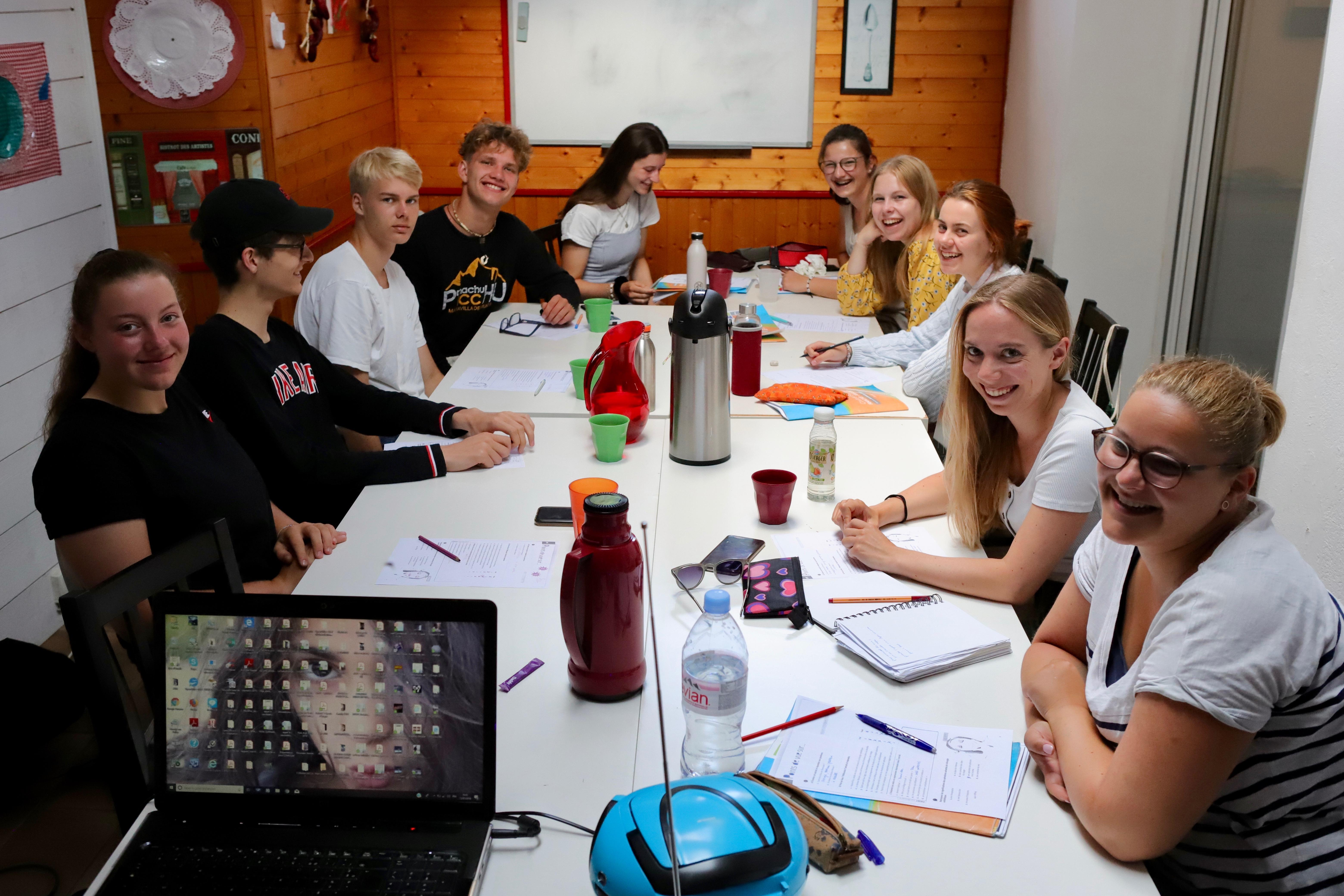 Classroom Biarritz