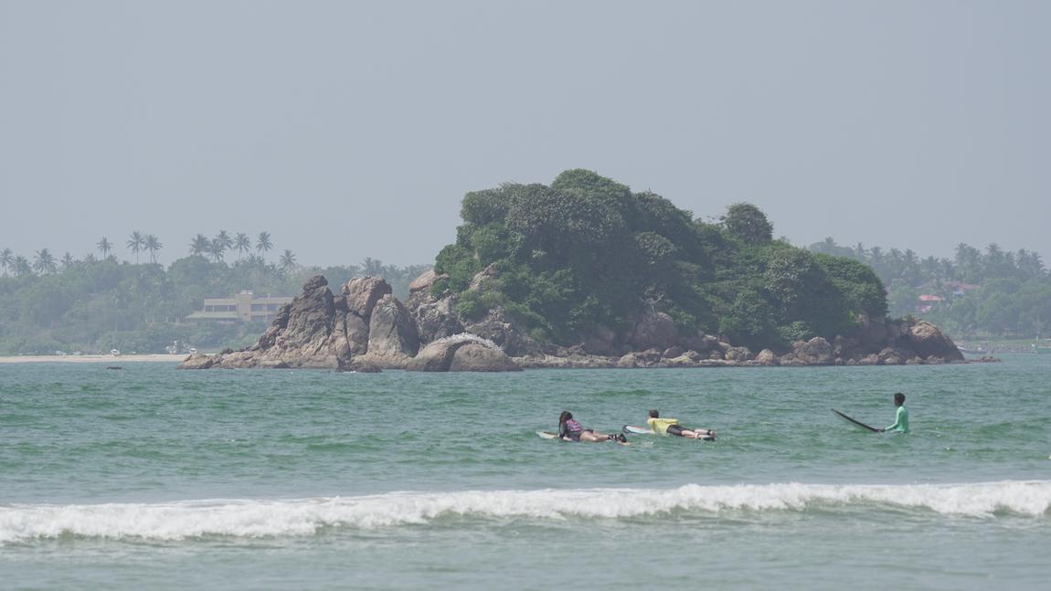 Jungle Beach Surf Camp