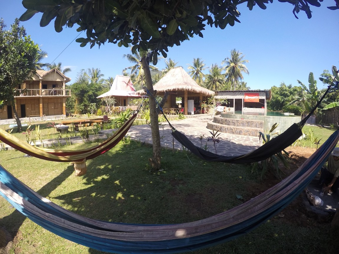 Red Island Beach Surf Camp, Java
